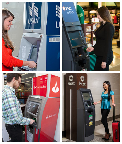 ATM Branding Solutions from Cardtronics