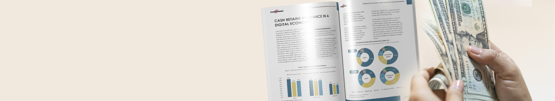 Health of Cash Study Banner