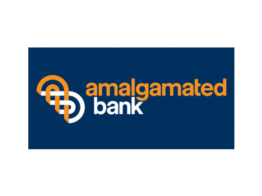 Amalgated Bank Logo
